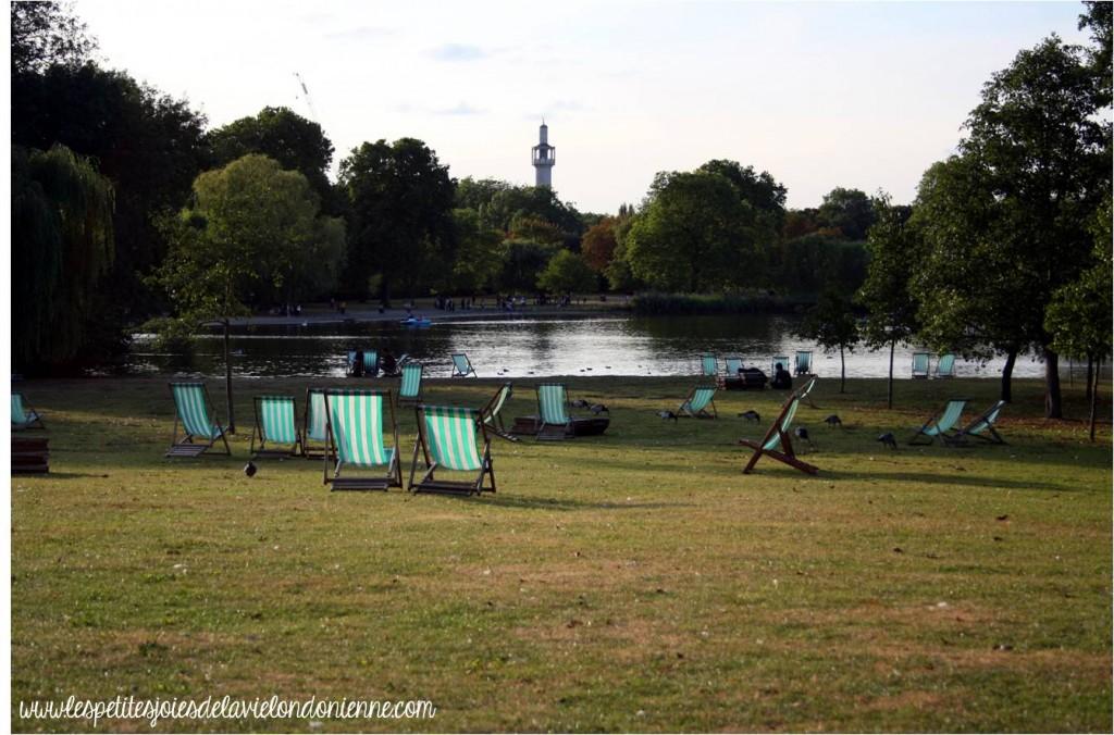 Balade regent's park