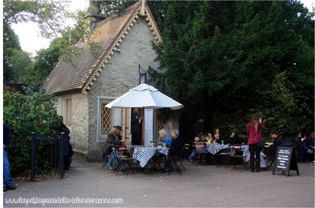 café regent's park