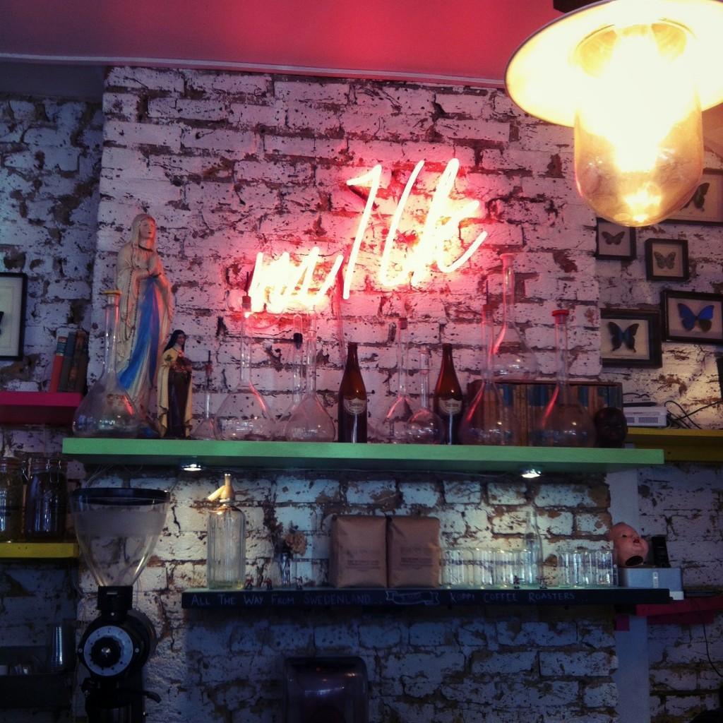 Mon brunch à Londres préféré : M1lk