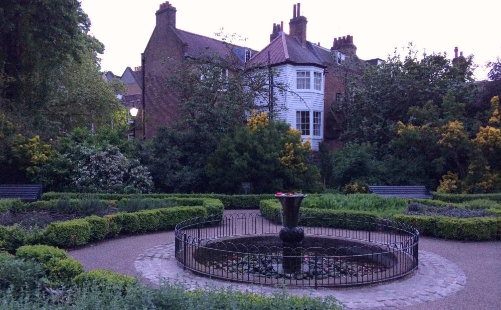 Jardin herbes
