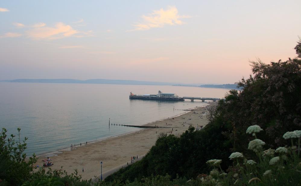 Bournemouth beach 2