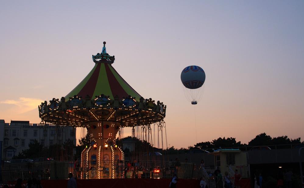 Fun fair bournemouth