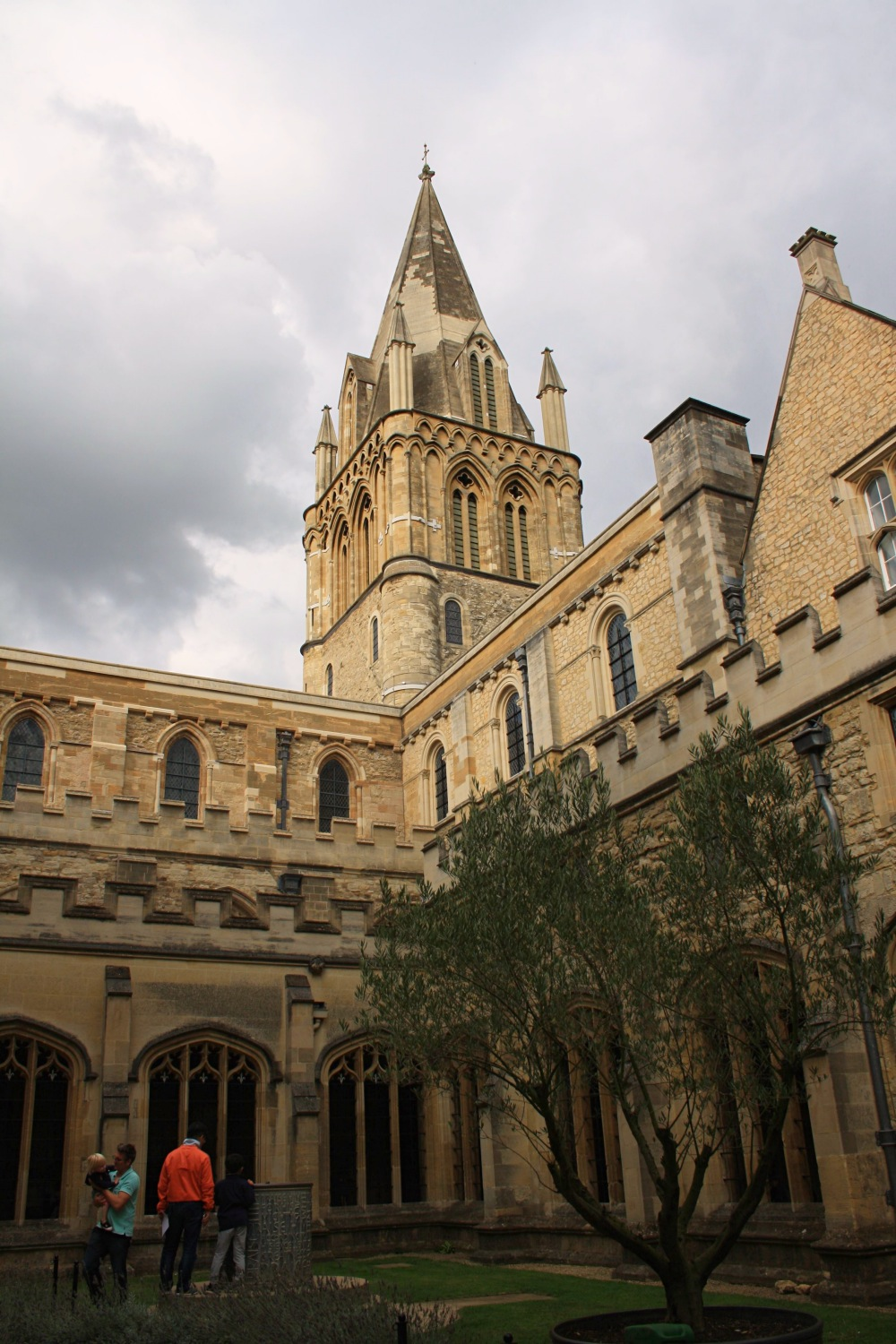 Oxford Christ church visite