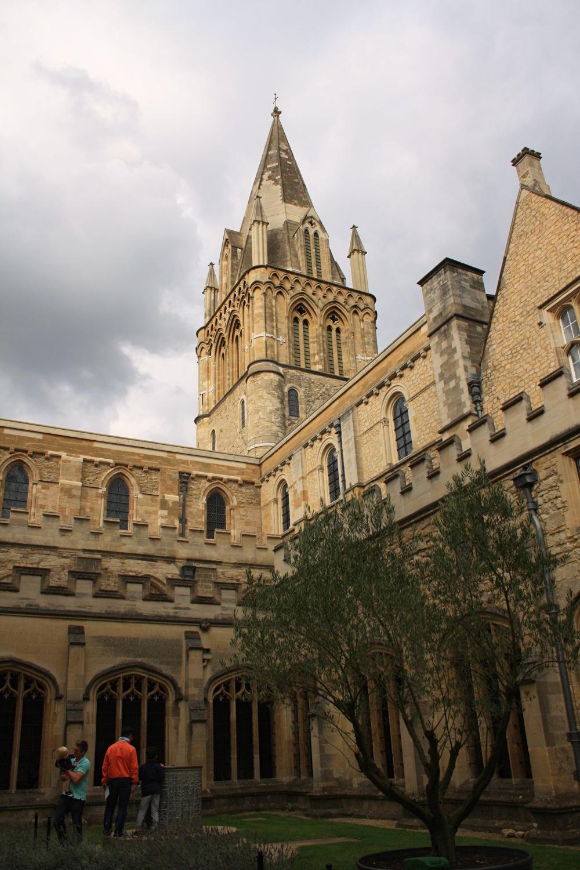 Oxford Christ church visite