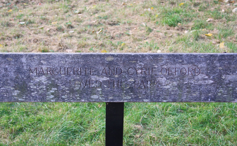 Parc Oxford uni 7 banc
