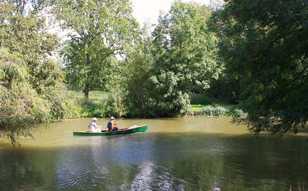 Parc Oxford uni 7 barque