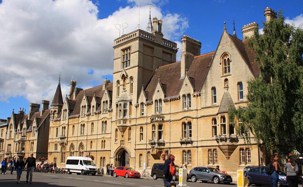 Visiter Oxford 1