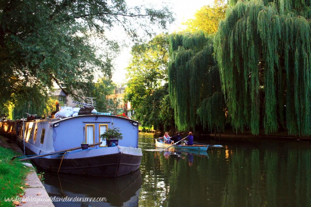 visiter Cambridge en une journée - Peniche