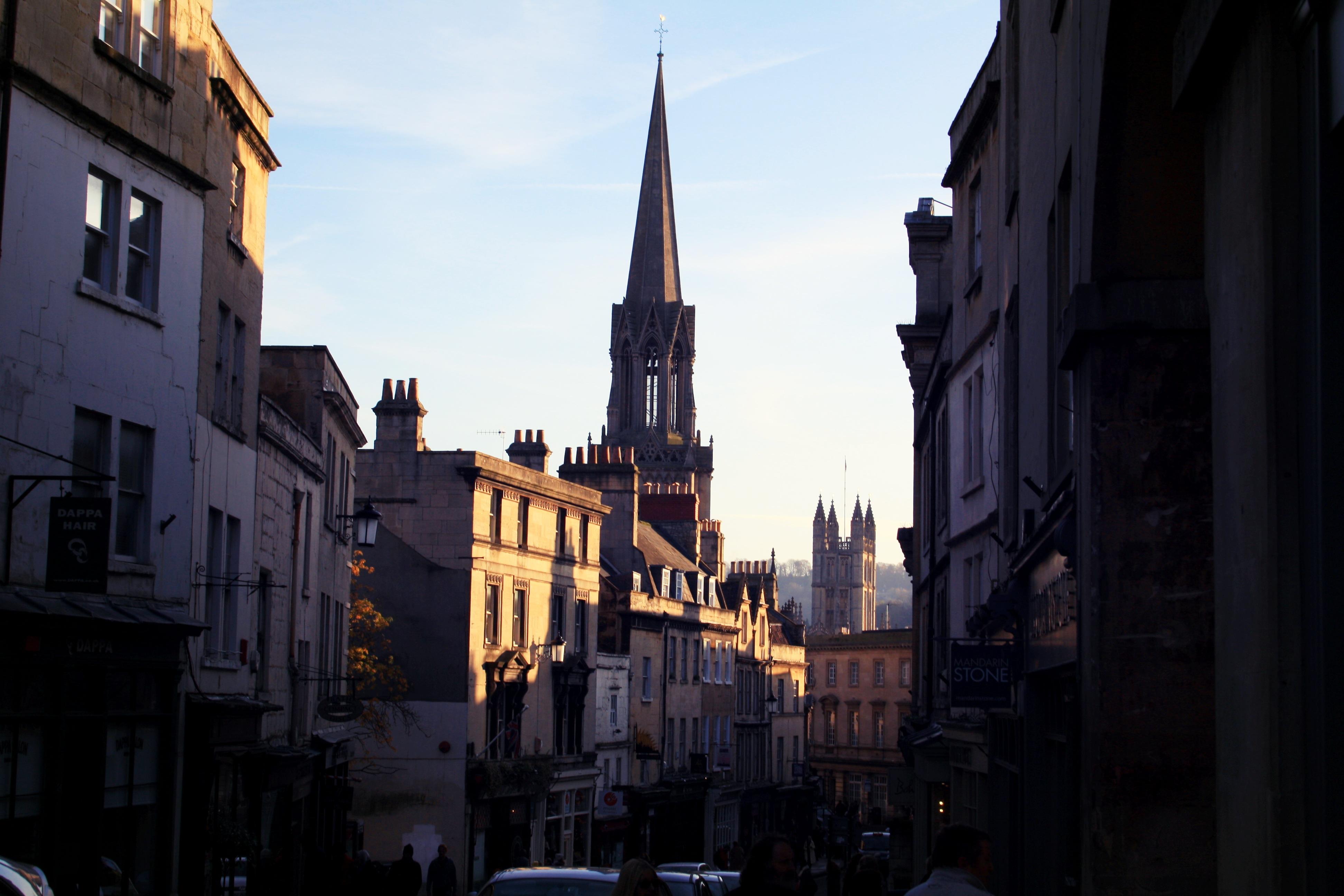 Un week-end à Bath - Les petites joies de la vie londonienne