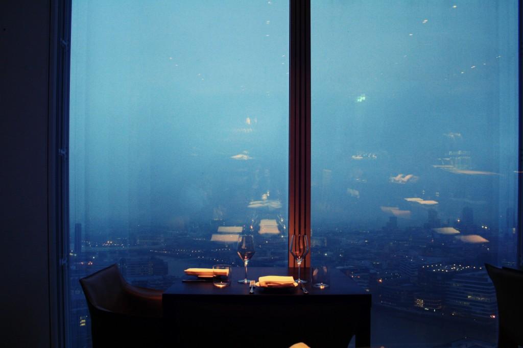 restaurant oblix