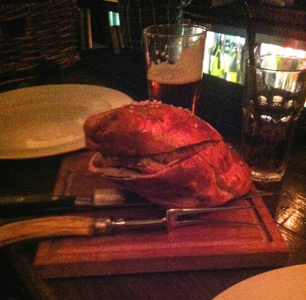 Le meilleur sunday roast de Londres : The Mall Tavern