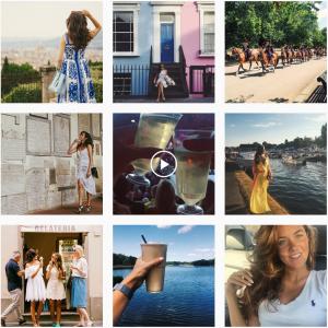 Instagram Rosie Londoner
