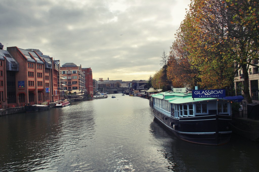 Un week-end à Bristol - Les petites joies de la vie londonienne