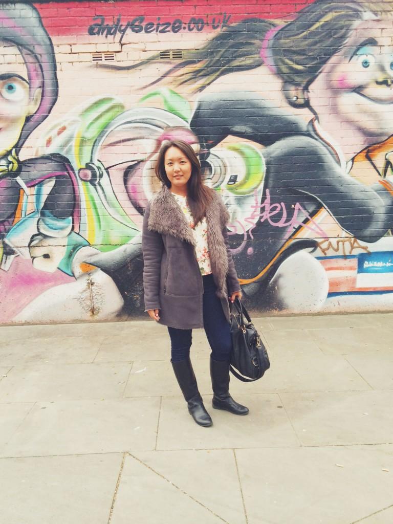 La Londonienne #1 : Marie