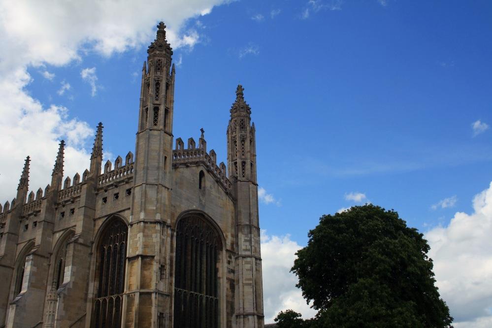 Une journée de printemps à Cambridge - Les petites joies de la vie londonienne