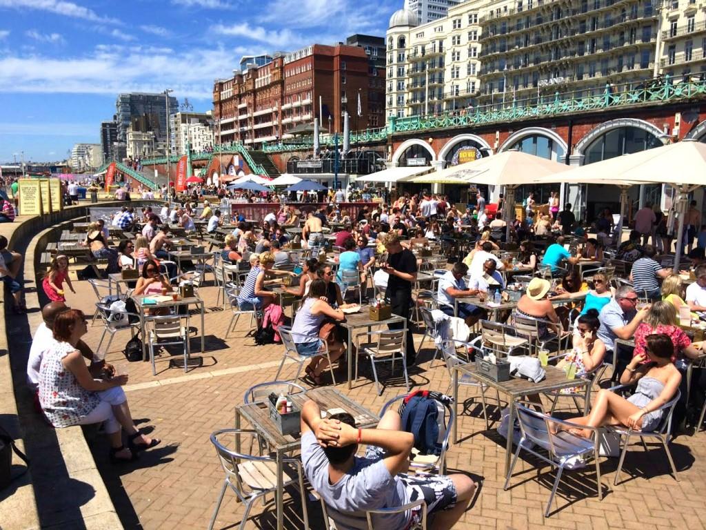 Une journée à Brighton - Les petites joies de la vie londonienne