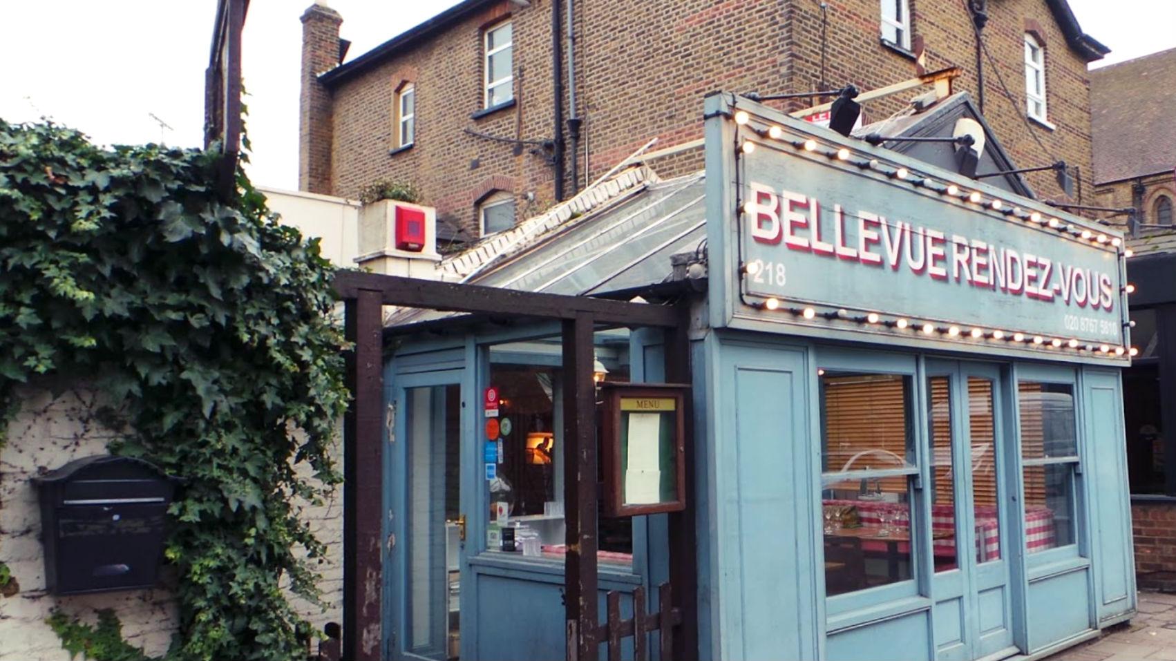 French restaurant in London