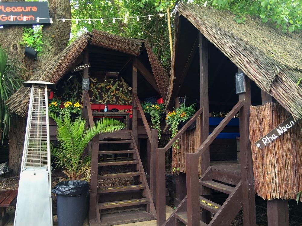 Grand Union, terrasse d'été à Londres - Les petites joies de la vie londonienne