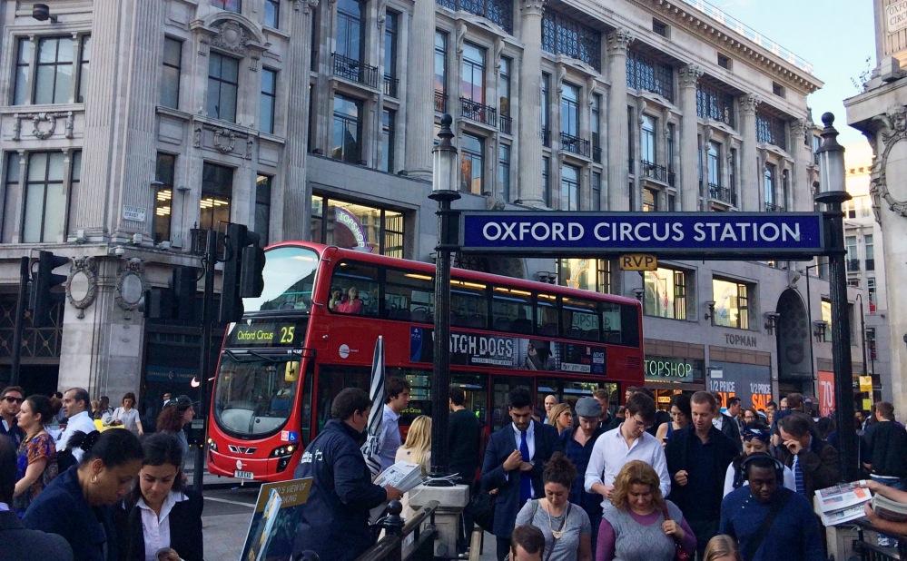 Les meilleurs endroits pour faire du shopping à Londres