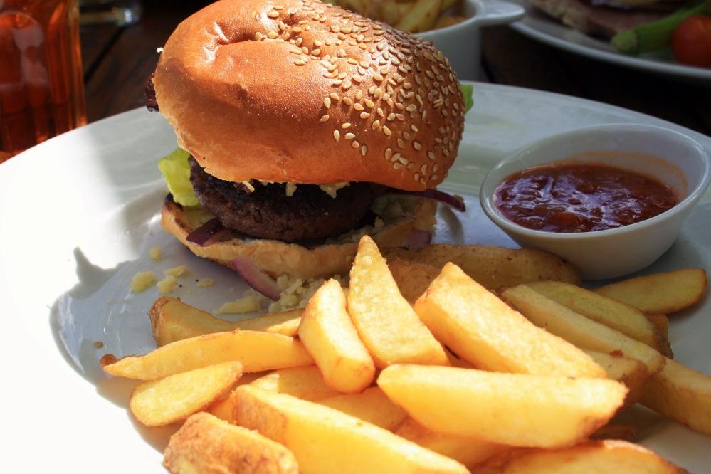 Burger The Granta