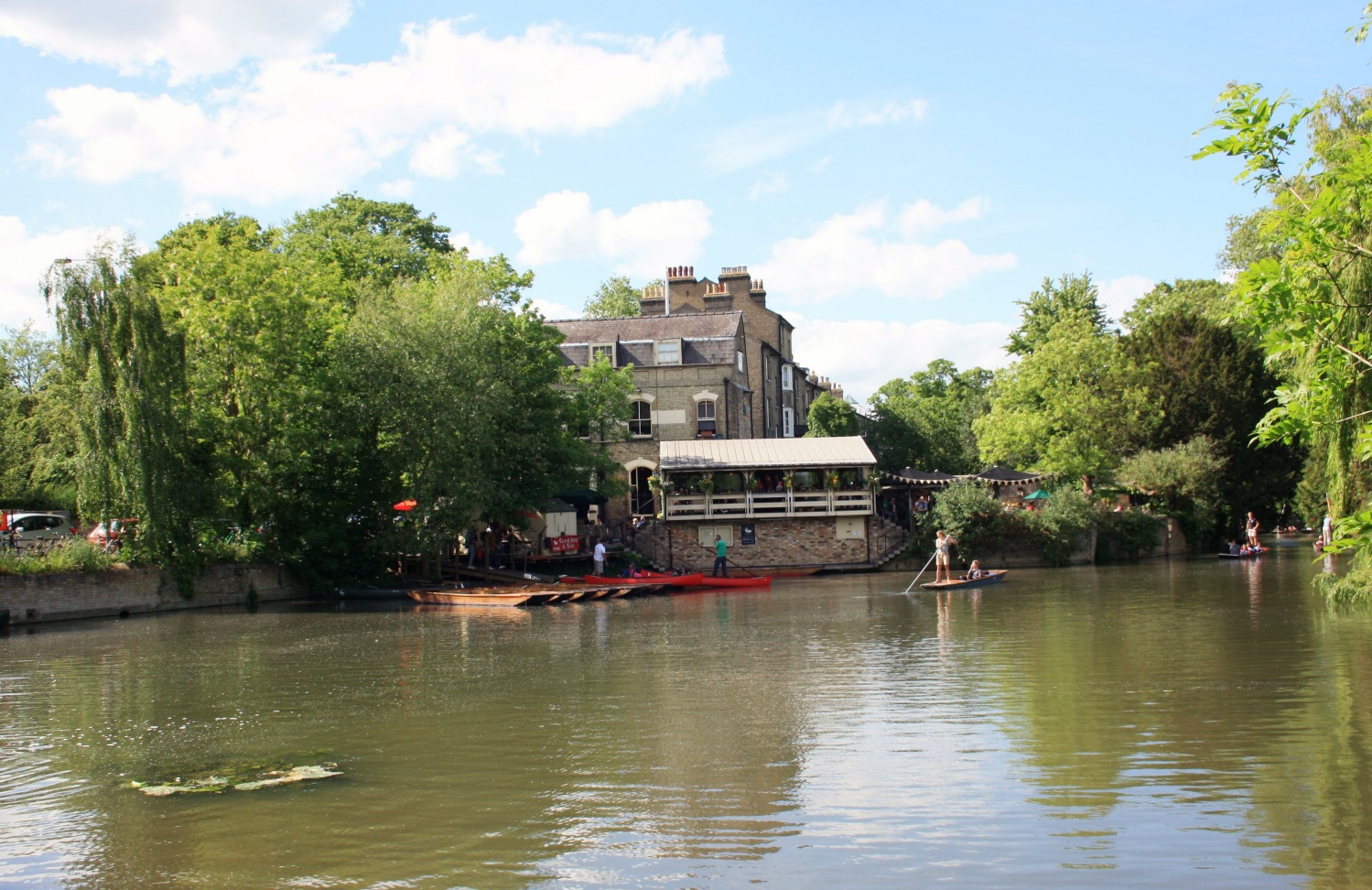 The Granta rivière