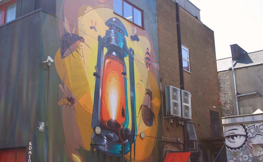 street art brighton