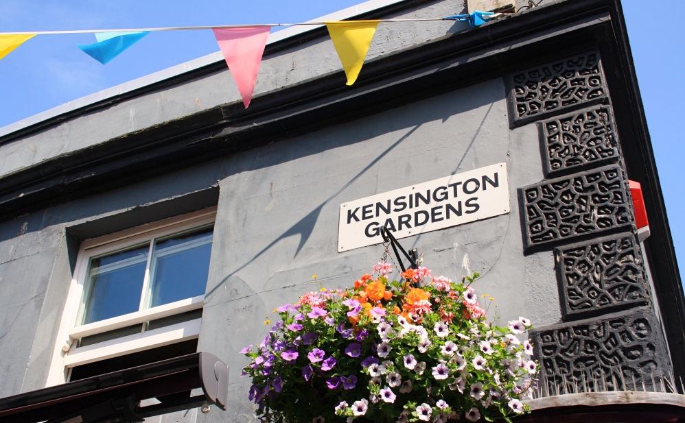 Kensington gardens brighton