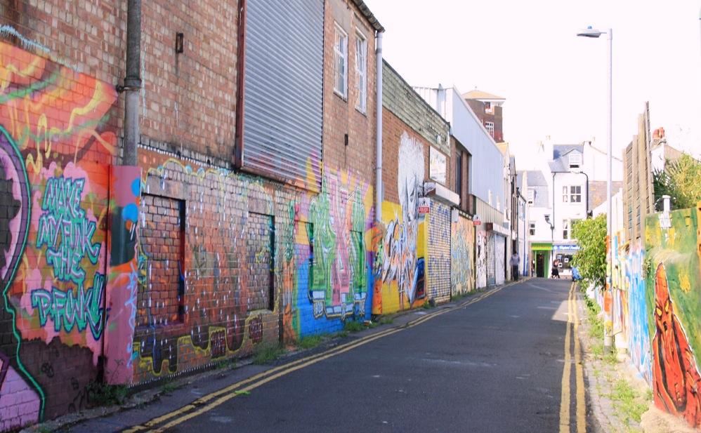 Une journée à Brighton graph