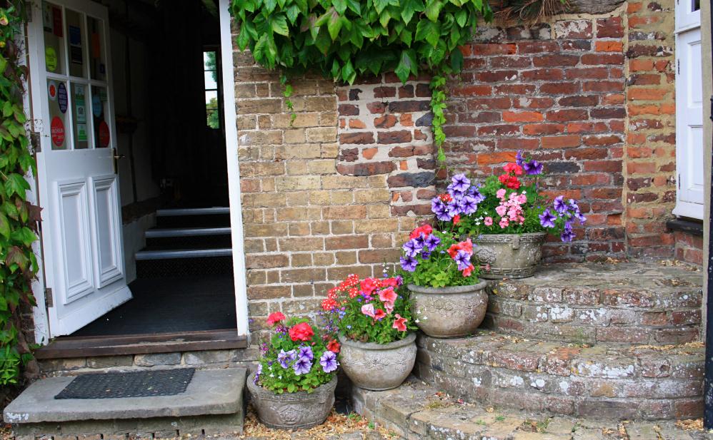 flowers pots_Fotor