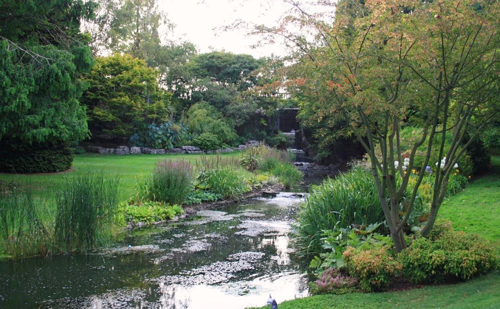 Hyde Park Cascade 2