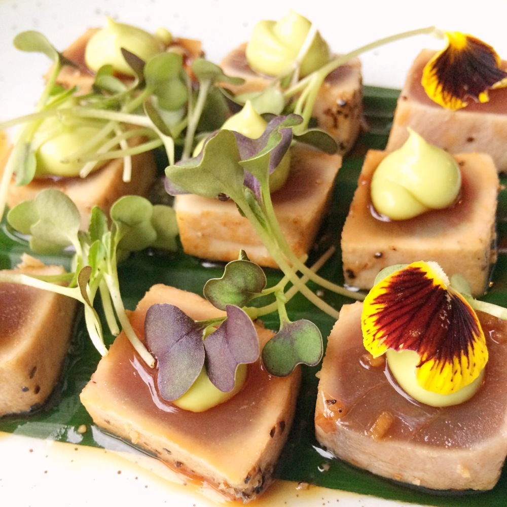 Tuna rooftop Selfridges