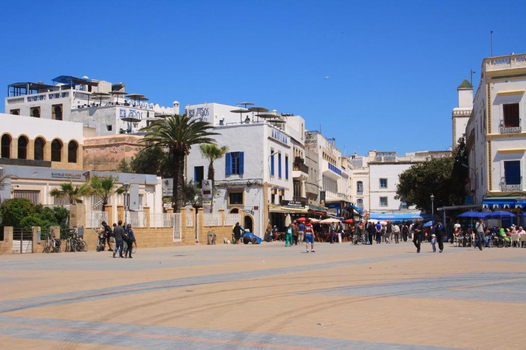 Essaouira place