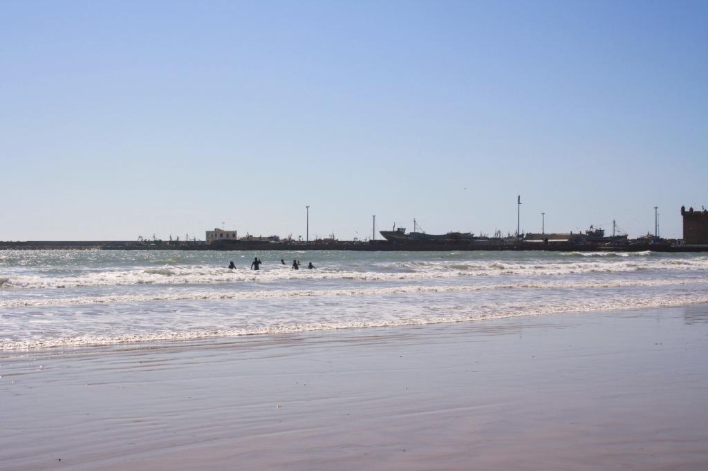 Plage Essaouira 2