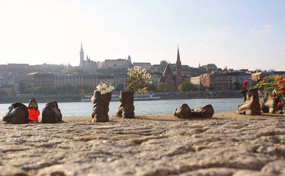 Mémorial des chaussures Budapest