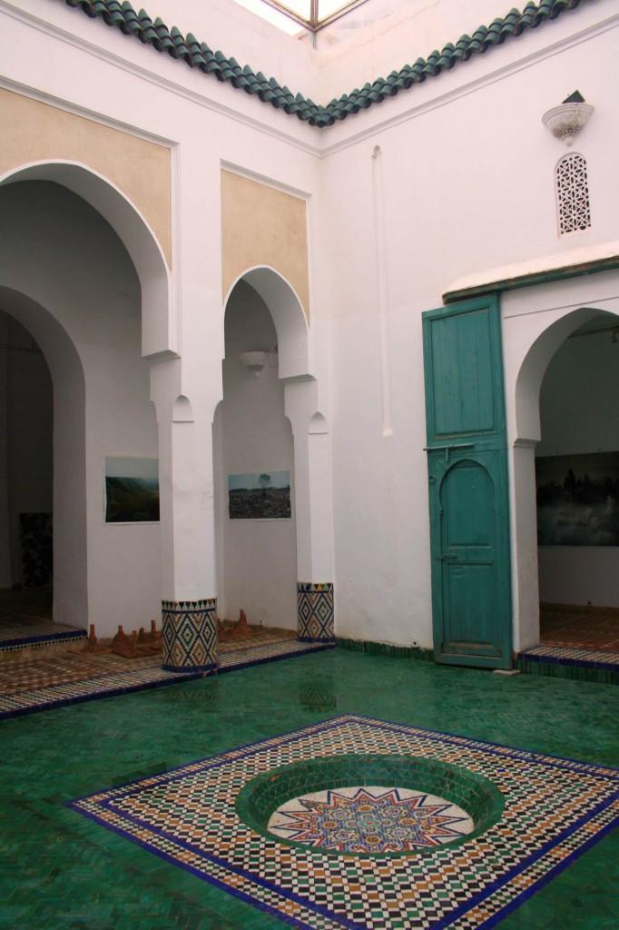 Hall Musée de Marrakech