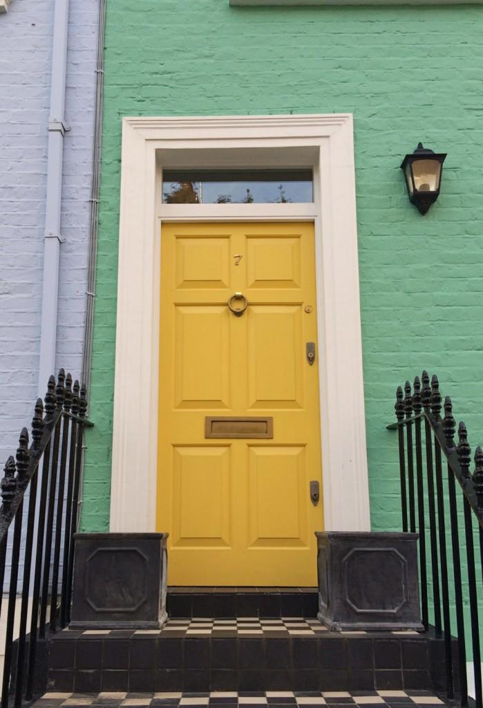 Maisons colorées 4