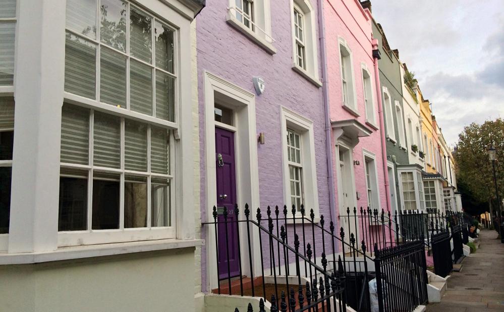 Maisons colorées 9