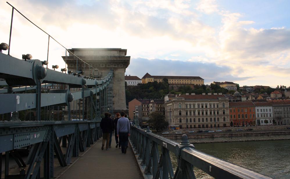 Pont aux chaines