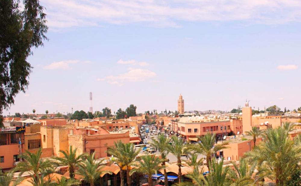 Quelques jours à Marrakech