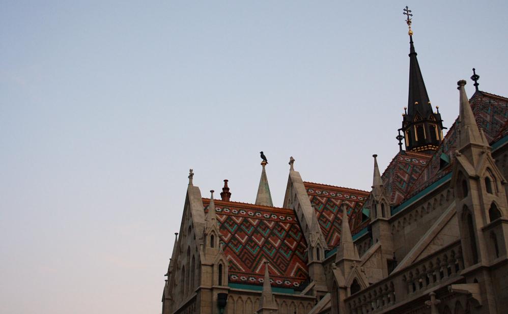 Toit Eglise buda