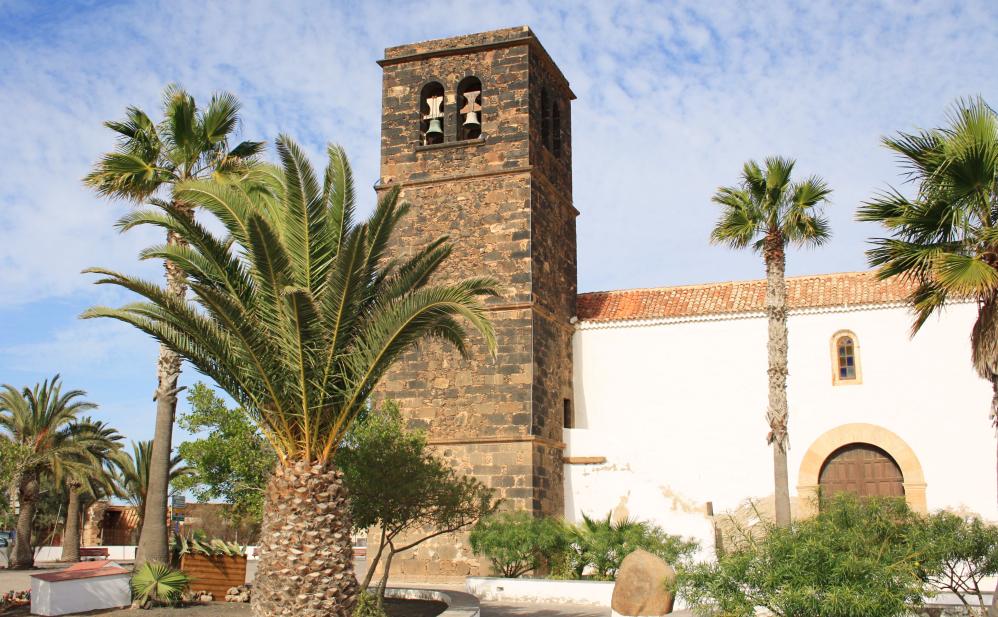 Eglise La Oliva
