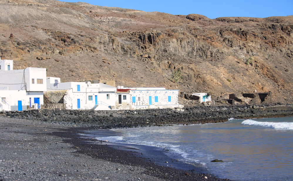 Pozo Negro maisons