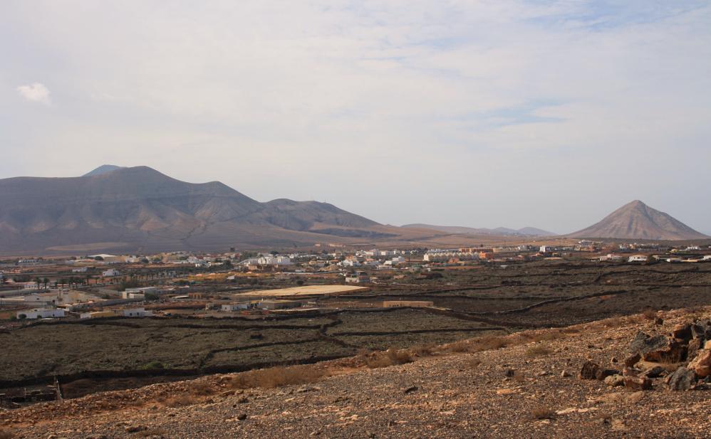 Vue La Oliva