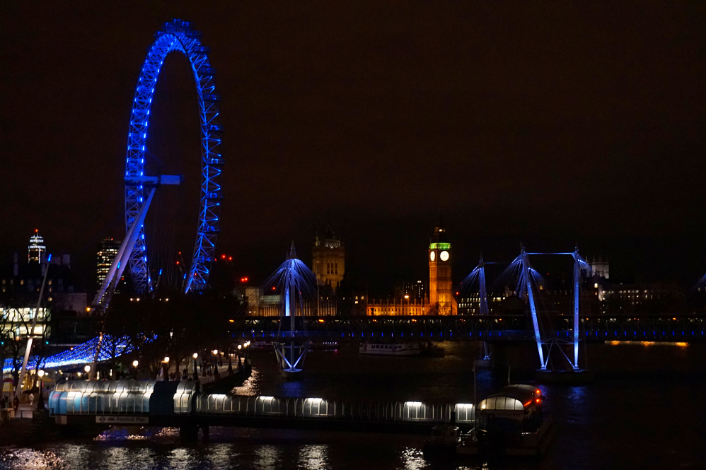 London Eye et Bigben