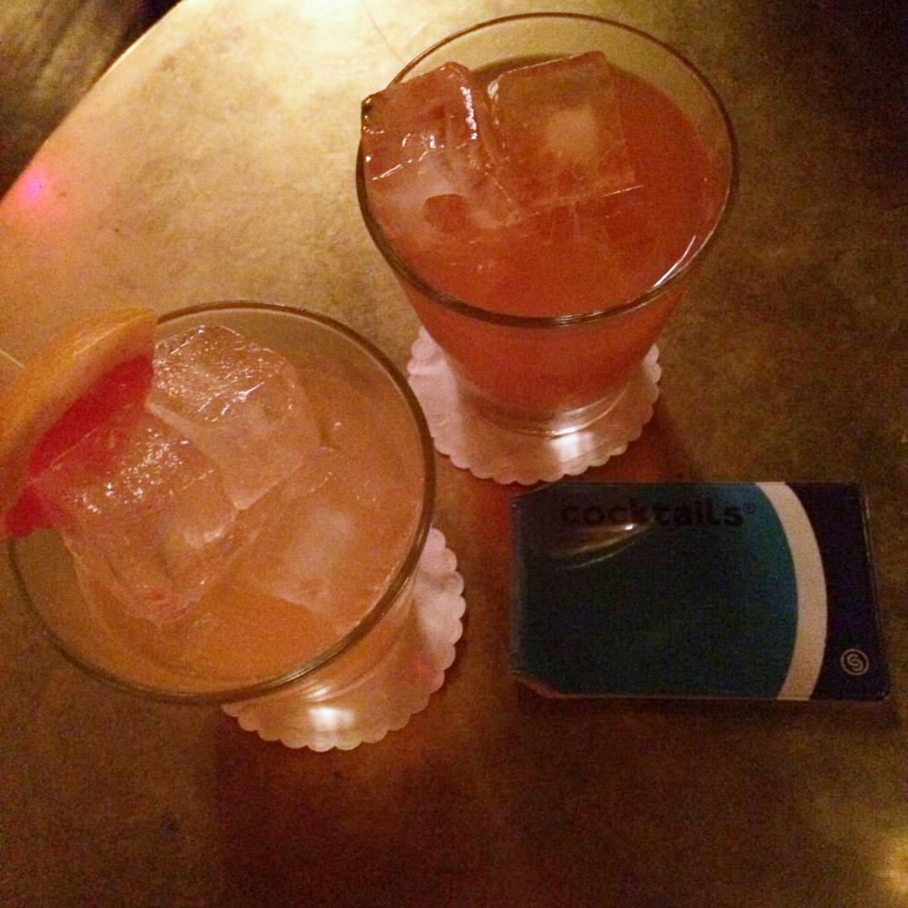 Cocktails Callooh Calley