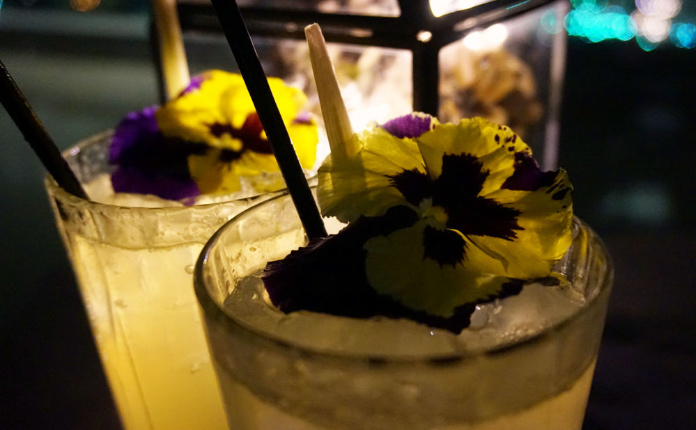 Cocktails Sky garden