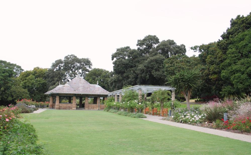 2 semaines à Sydney_Botanical Garden