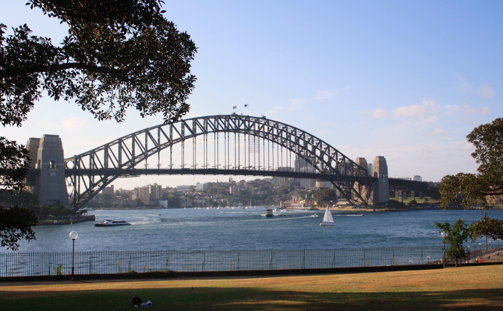 2 semaines à Sydney_Botanical gardens 8