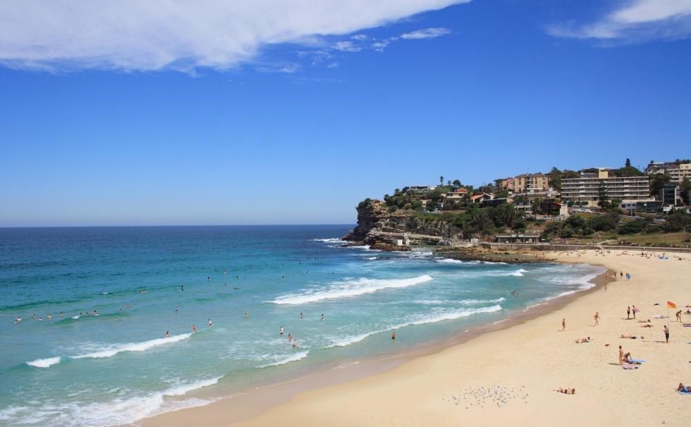 2 semaines à Sydney_Bronte Beach 1