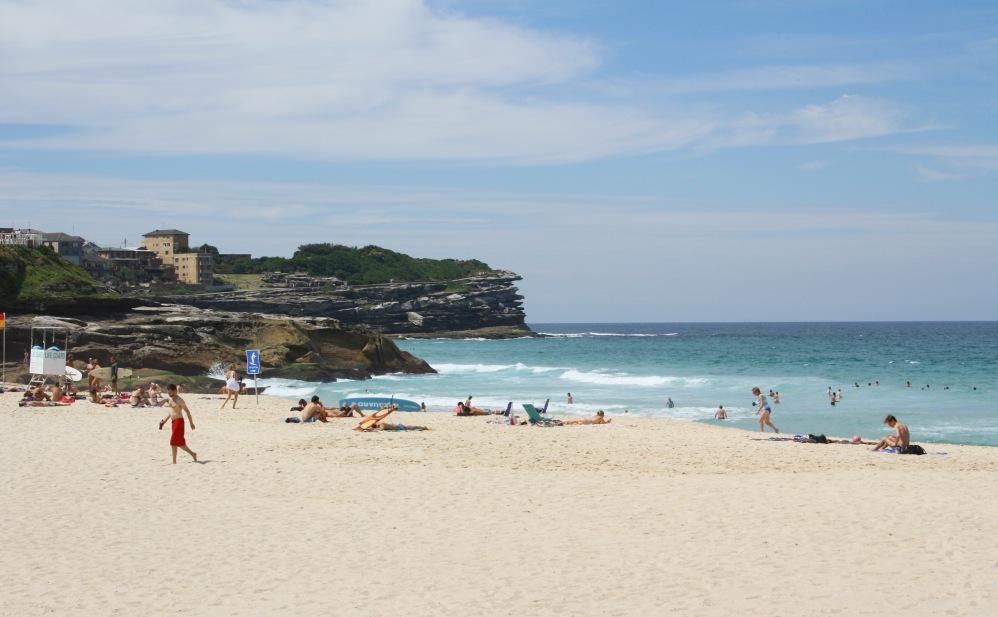 2 semaines à Sydney_Bronte Beach